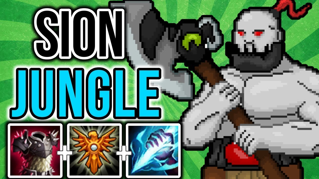 How to Sion Jungle – Sion Jungle Commentary Guide – League of Legends [Season 7]