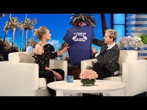 Kristen Bell's Sweet 60th Birthday Present for Ellen