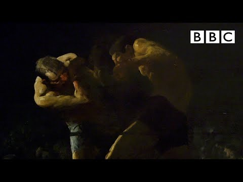 How George Bellows' boxing paintings became a symbol of the American Great Depression - BBC
