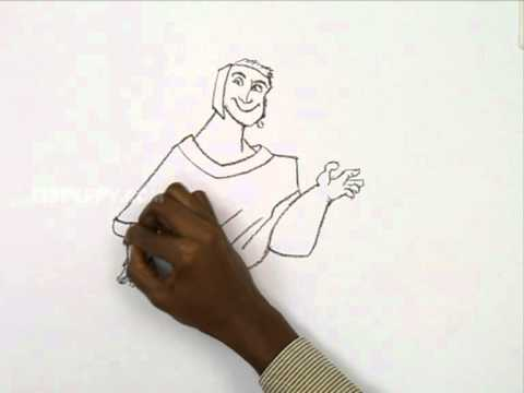 How to Draw a Pacha