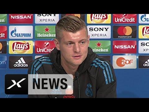 "Kroos: Heynckes ""ein Geheimnis"" für FCB-Erfolg | FC Bayern München - Real Madrid | Champions League"