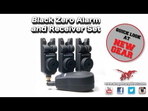 See the CK Black Zero Alarm and Receiver Set - YouTube