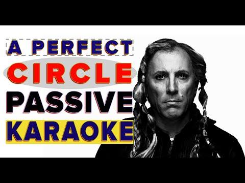 A perfect circle - Passive Karaoke