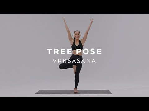 How to do Tree Pose | Vrksasana Tutorial with Briohny Smyth