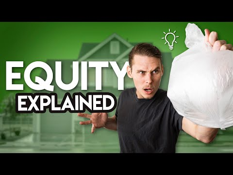 What Does Equity ACTUALLY Mean?