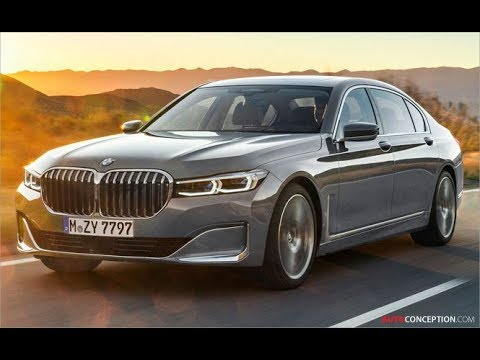 First Look: 2020 BMW 7 Series