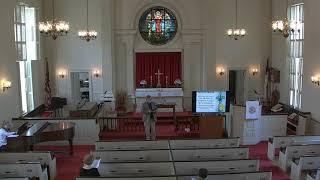Middleburg UMC - Sunday Service 5-2-21