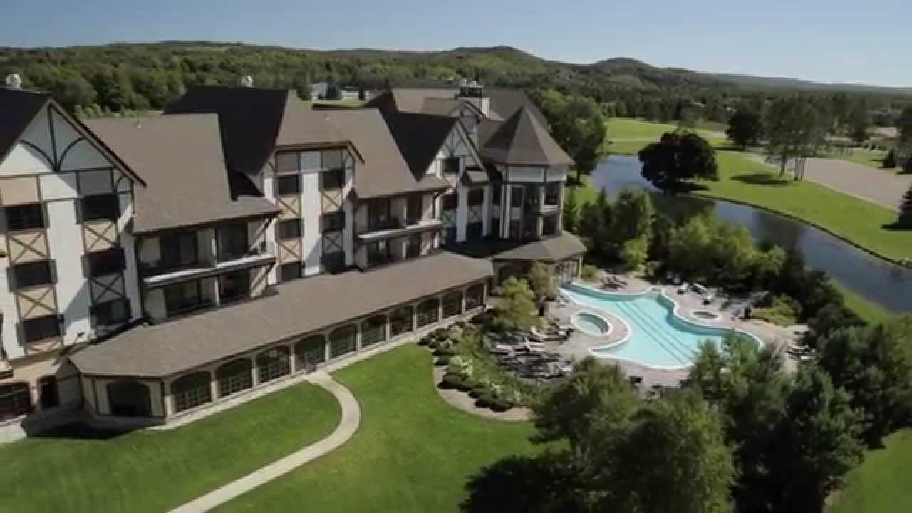 boyne mountain resort overview summer hd - youtube