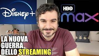 La nuova guerra dello streaming (Disney +, HBO Max, Apple TV +...)