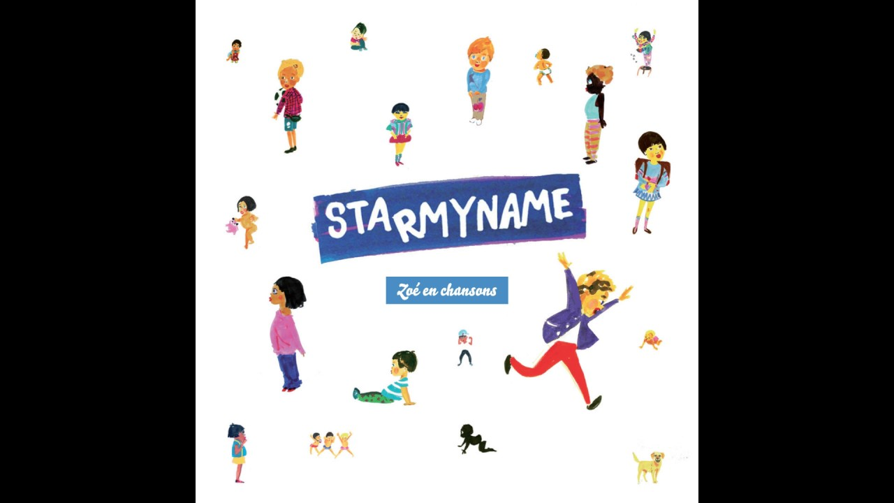 Starmyname Joyeux Anniversaire Zoe Youtube