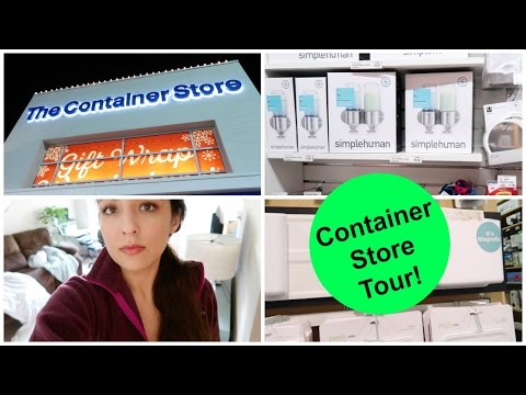 Top Organizing Container Store Items!