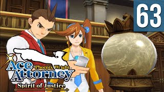 Phoenix Wright: Spirit of Justice #63 ~ Turnabout Revolution -Trial, Day 1 (5/7)
