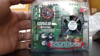 Soundigital SD250.1D 100%