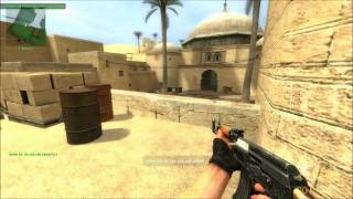 Counter Strike Source Gameplay 1