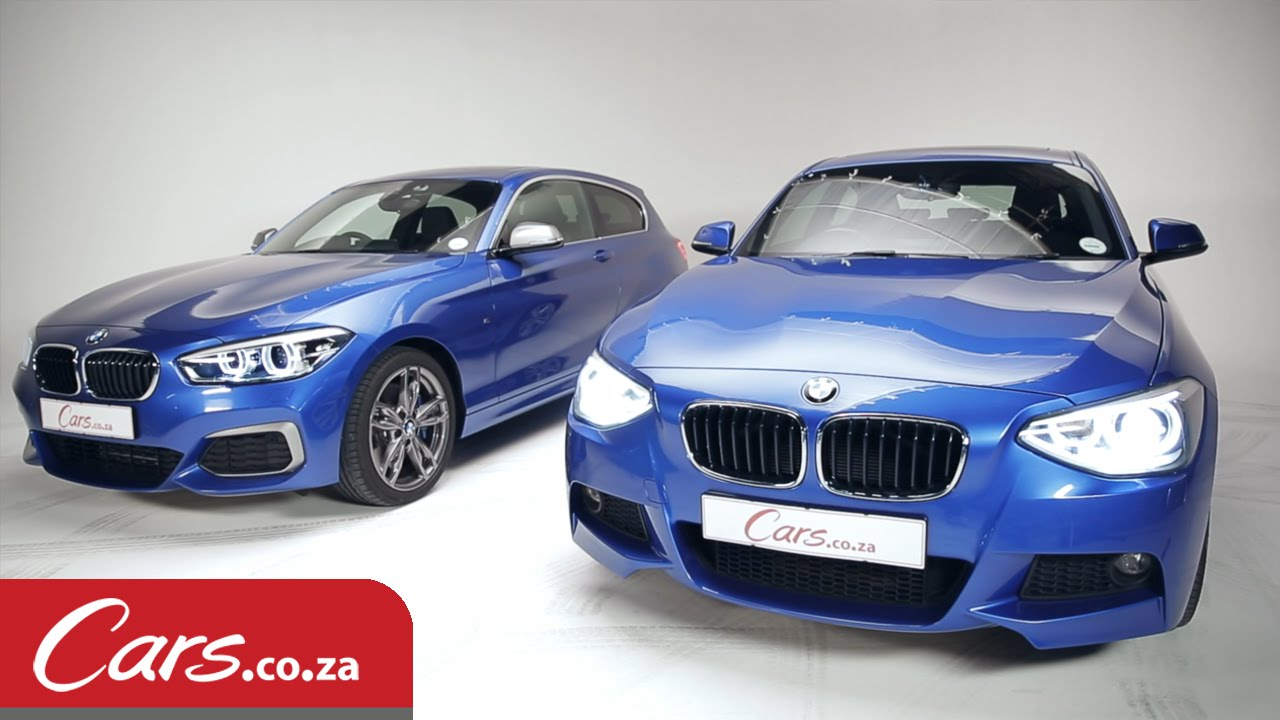 2015 BMW 1 Series Facelift   New Vs Old   Side By Side Comparison   YouTube