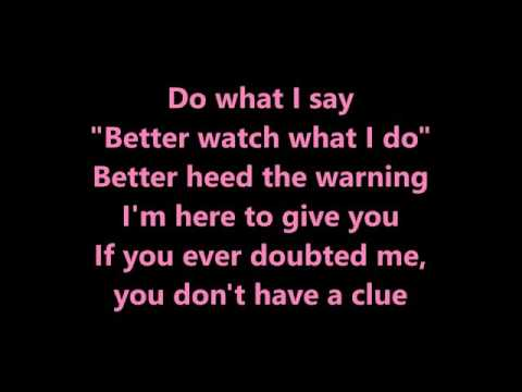 Dolph Ziggler Theme Song 2016 Lyrics