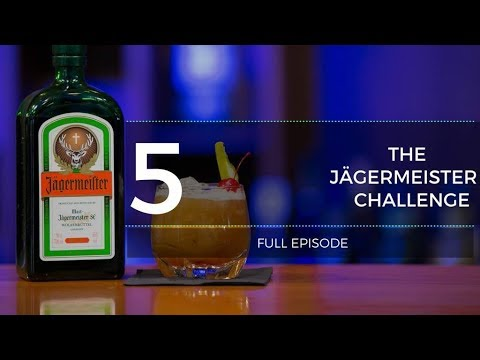 EPISODE 5 - The Jägermeister Challenge