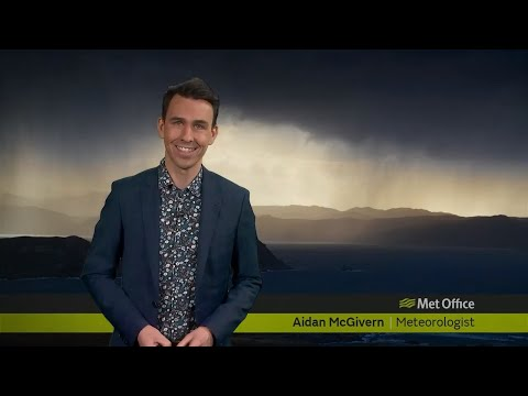 Friday Afternoon Forecast 17/01/20
