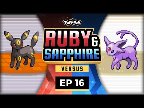 Pokemon Ruby and Sapphire Versus - EP16   THE FIRST REVIVE!