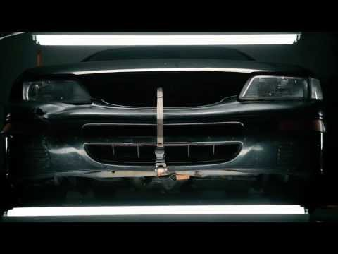 """Luxury Defined"" - The 1996 Maxima GLE Sport Sedan"