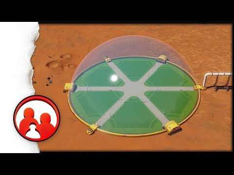 Unsere erste Kuppel | Surviving Mars #02