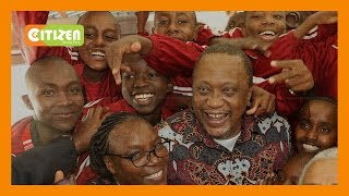 President Kenyatta vows to rally support for BBI
