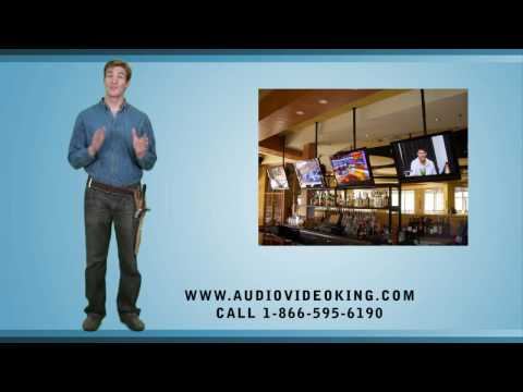 TV Installation Los Angeles | Orange County Home Theater Installation