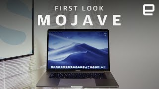 macOS Mojave First Look