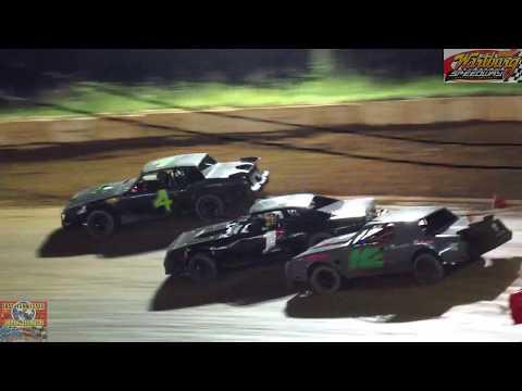 Thunder Feature @ Wartburg Speedway (9-9-17)