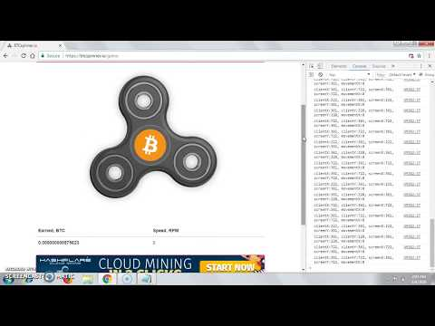 TRICK HACK BTC SPINNER 2018 WORK 100% GET 0.01 BTC / DAILY