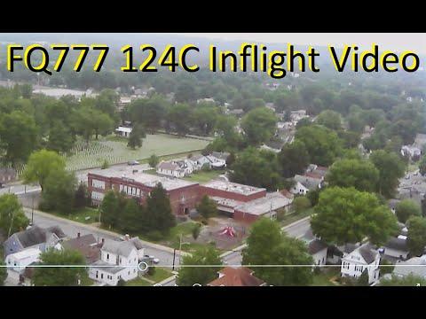 FQ777 124C - Video Samples - 720p Nano Quadcopter (Drone)