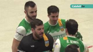 Resum del CP Calafell Tot l'Any 6-Girona CH 5