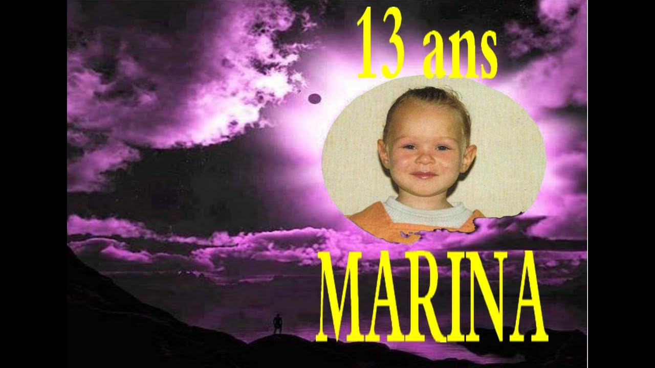 Joyeux Anniversaire Marina 13 Ans Youtube