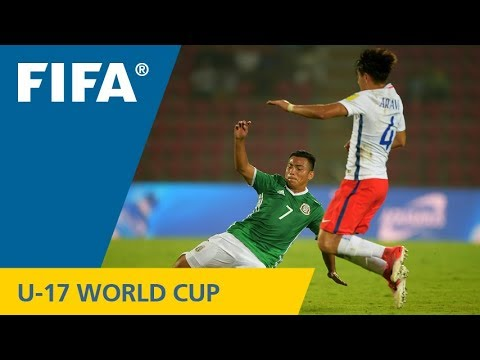 Match 35: Mexico v Chile – FIFA U-17 World Cup India 2017
