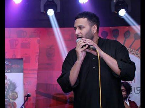 Ash king | Live  | Unplugged | Sudhu Tomar E Janya | Hangla foodguide launch | Kolkata