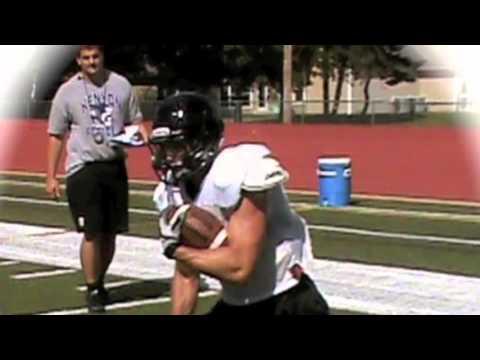 Kenyon College Football 2012 Pre-season camp update