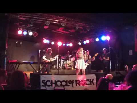 Princeton School of Rock performing Blank Generation by Richard Hell and the Voidoids