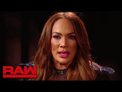 Nia Jax vows to squash Alexa Bliss at WrestleMania: Raw, April 2, 2018