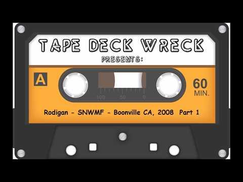 David Rodigan - SNWMF - Boonville CA, 2008  Part 1