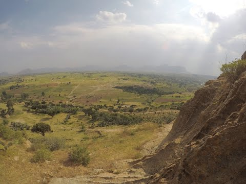 Ethiopia: The North pt. 3 - Hawizen, Gheralta Lodge and Mountains, Danakil Depression