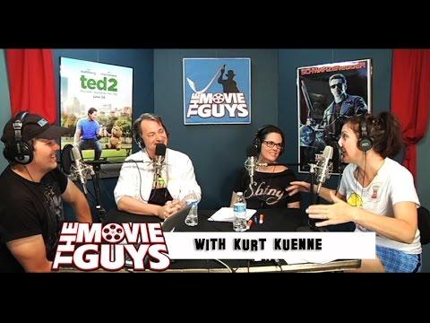 """THE MOVIE SHOWCAST: GENESIS (w/Kurt Kuenne) - """"Magic Mike XXL"""" & """"Terminator: Genisys"""""""