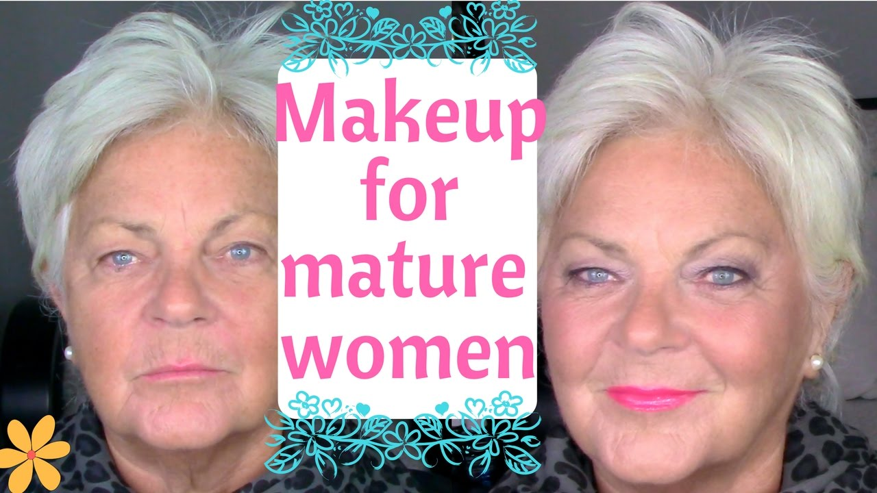 Makeup tricks for mature women