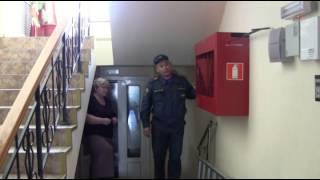 """Инспекторская проверка ГПН - ГКУ АО """"Социальный центр кризисной реабилитации женщин"""""""