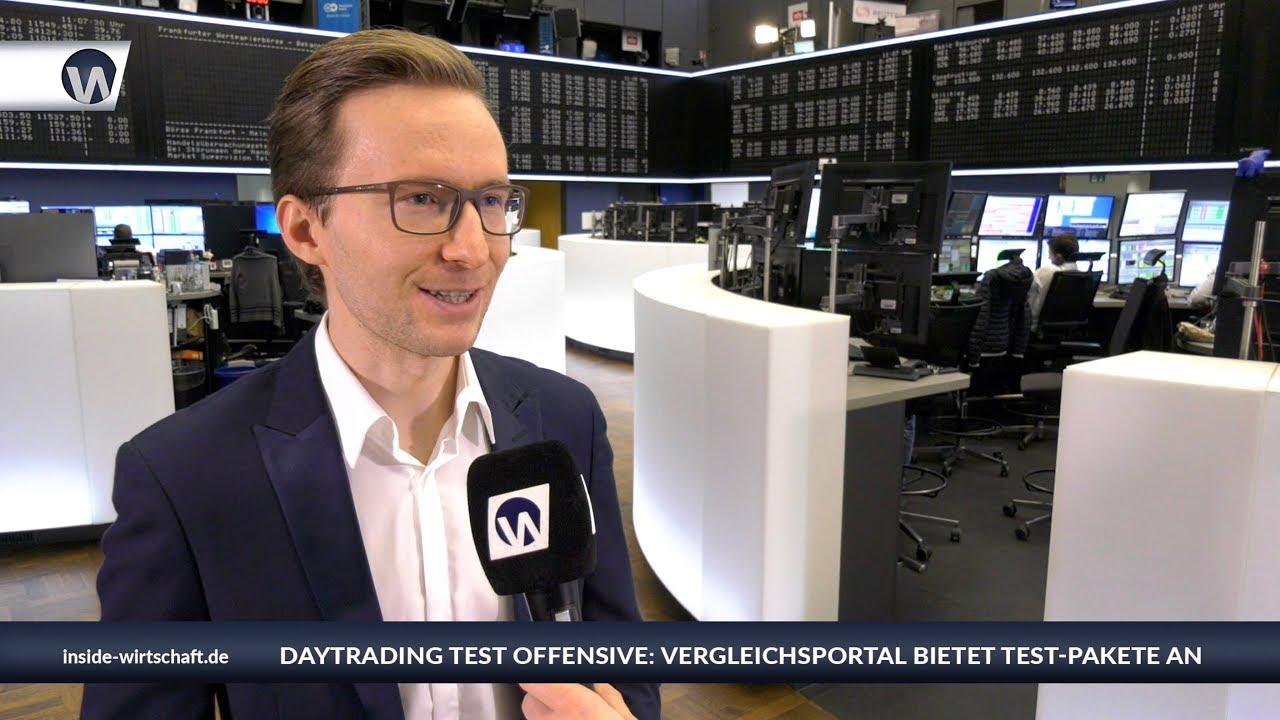 Daytrading Test Offensive Markt Online Scanner Von Forex Screener -