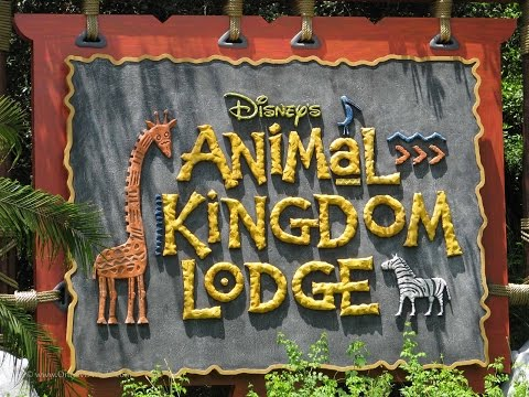 Disney's Animal Kingdom Lodge Music Loop - DisneyAvenue.com