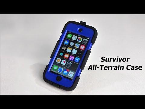 new arrival c5719 7e5e1 Survivor All-Terrain Case for Apple iPod Touch (5th/6th gen ...