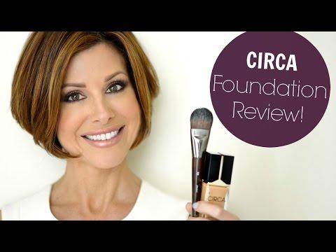 Circa Color Balance Foundation Review & Demo!