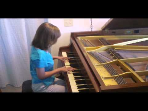 Rachel Flowers - Azrial - Keith Emerson and The Nice (solo piano)