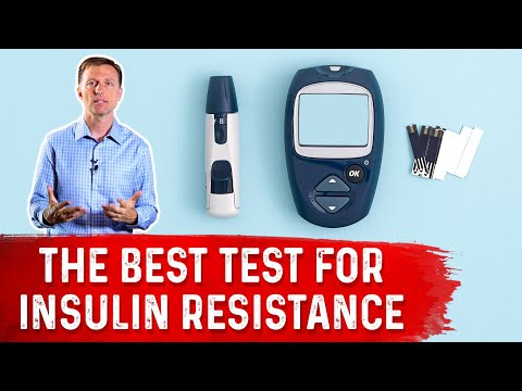 The Best Test For Insulin Resistance: (HOMA-IR)