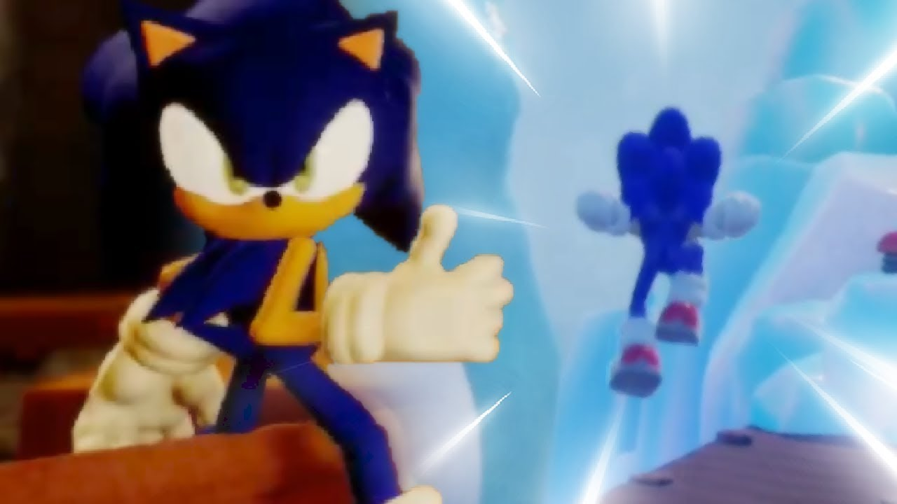 3 Cool Sonic Games! (Dreams PS4)